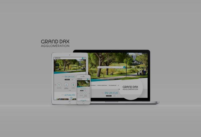 web design grand dax