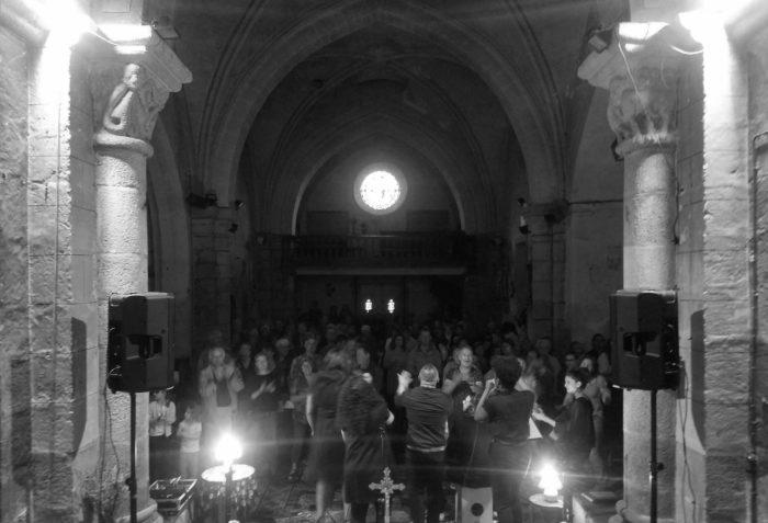 Concert Gospel Fusion - Les Granges aux Belles